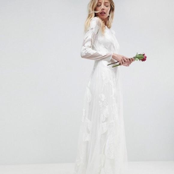 ASOS Dresses | Wedding Dress | Poshmark